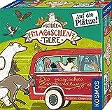 KOSMOS 681005 Die Schule der magischen Tiere-Auf die Plätze Rasantes Ablegespiel