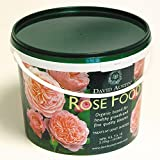Rosen-Dnger David Austin'Rose Food' - 2,25 kg Organisch-mineralisch mit Langzeit-Wirkung fr gesunde,...