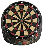Best Sporting elektronische Dartscheibe Exeter Dartboard mit 12 Dartpfeilen und Ersatzspitzen...