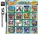 482 Spiele in 1 NDS Game Card Super Combo Cartridge fr DS NDS NDSL NDSi 3DS 2DS XL NEW