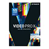 MAGIX Video Pro X – Jubiläumsversion 10 – Preisgekrönte Software für professionelle...